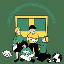 West Rainton Primary School logo
